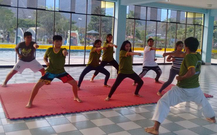 Escuela Deportiva Municipal - Karate