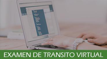 Examen de Tránsito Virtual