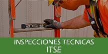 Inspecciones Técnicas de Seguridad - ITSE