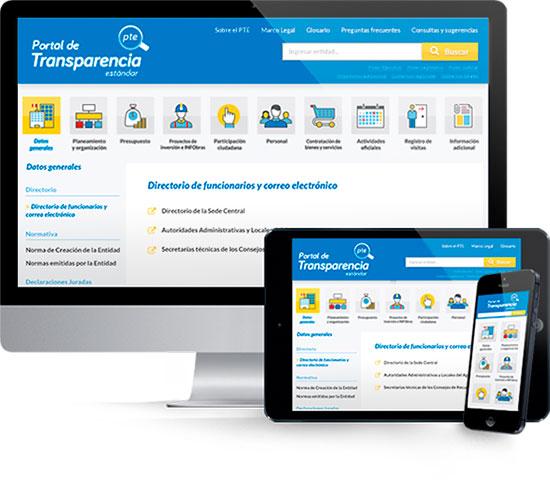 Portal de Transparencia Estandar de la Municipalidad Provincial La Convención