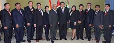 Regidores Municipalidad Provincial La Convencion Gestión 2019 - 2022