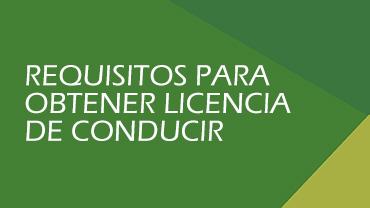 Requisitos para Obtener la Licencia Vehículos Menores
