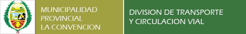 División de Transporte y Circulación Vial