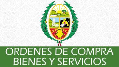Photo of Ordenes de Compra Bienes y Servicios