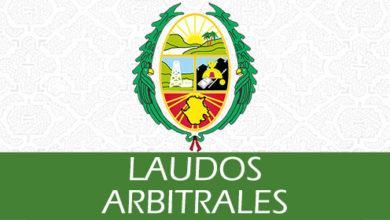 Photo of Laudos Arbitrales